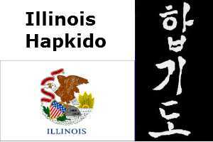 Hapkido classes in Illinois